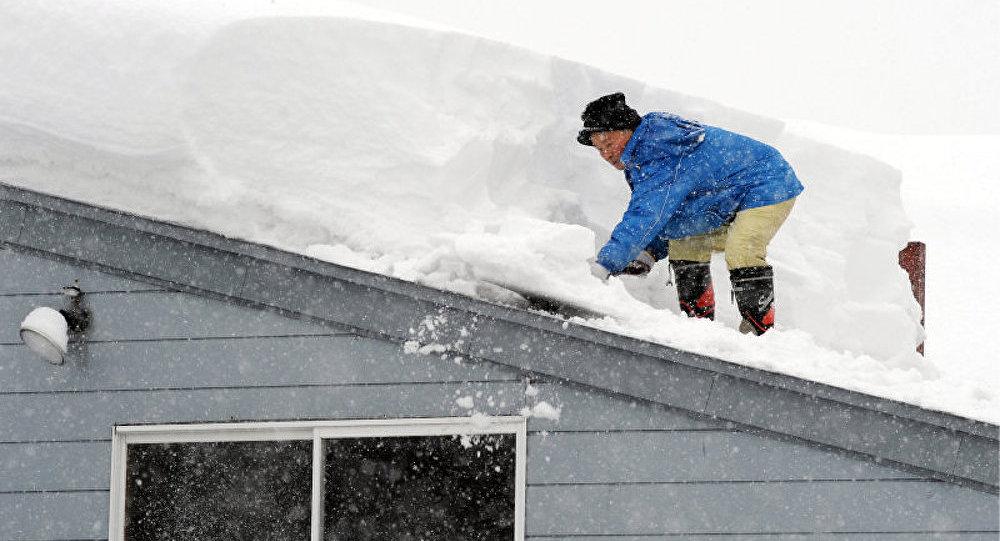 Japon: les chutes de neige ont emporté plus de 50 vies