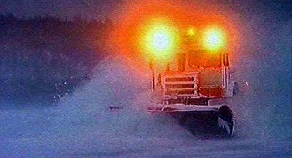 Serbie: la neige bloque des milliers de personnes