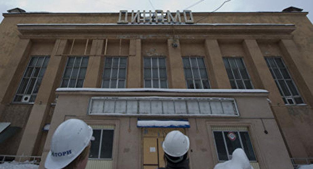 La démolition du stade Dynamo a commencé
