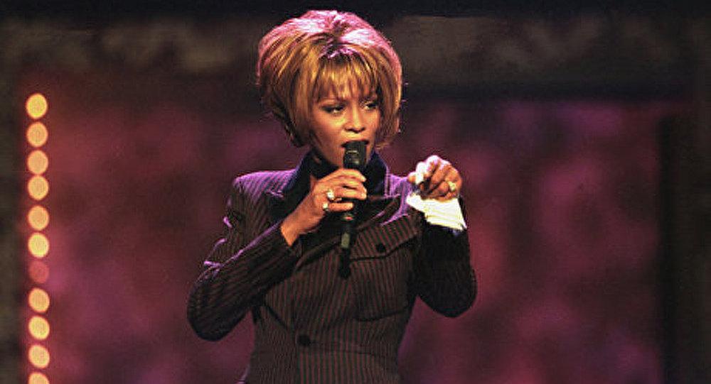 Whitney Houston venait de tourner un film sur les méfaits de la drogue