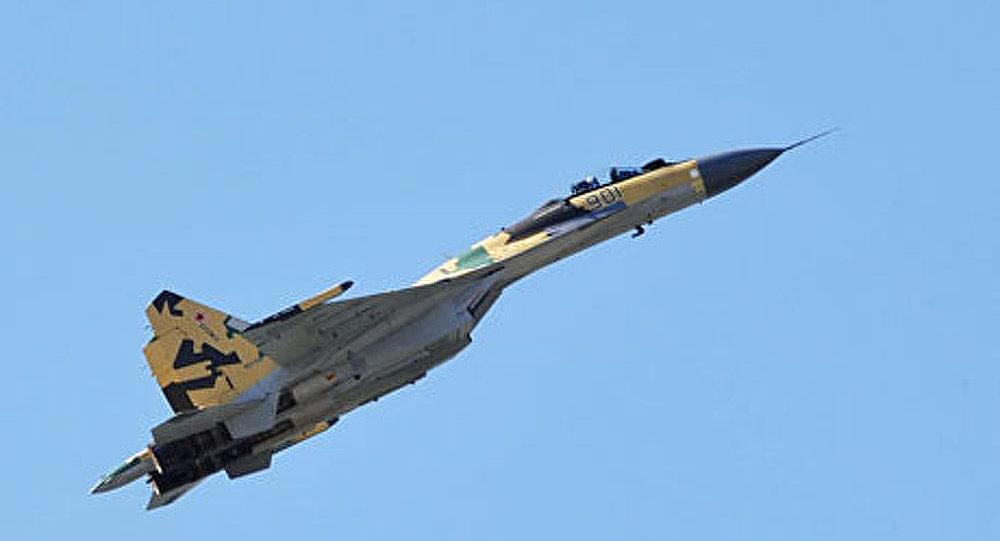 Soukhoï présentera son Su-35 à Singapour