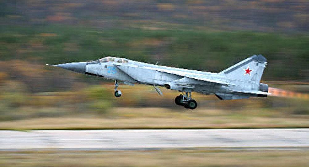 La puissance de combat de MiG-31 doublera