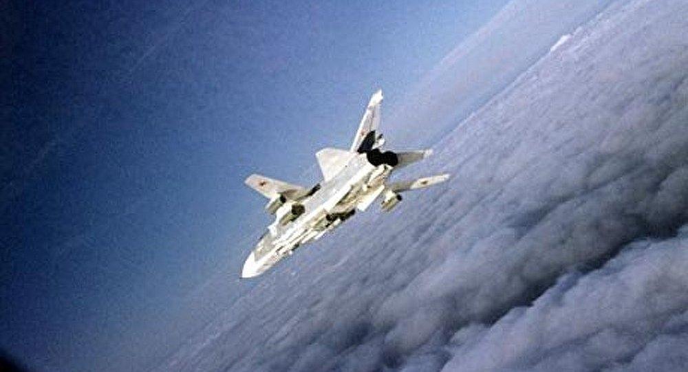 Russie: crash d'un Su-24, pas de victimes
