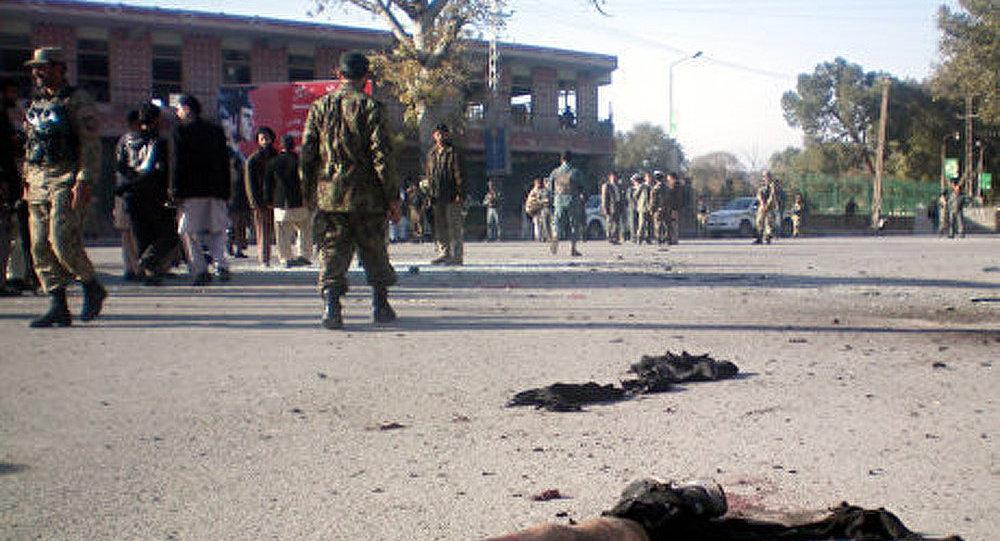 Afghanistan: une série d'attentats lors d'une visite du chef du Pentagone
