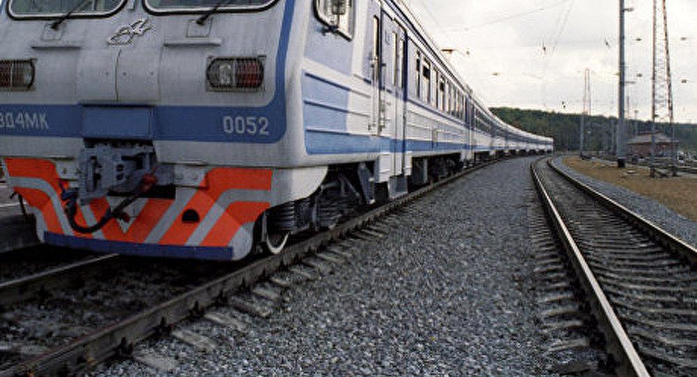 De la Russie vers les États-Unis par train