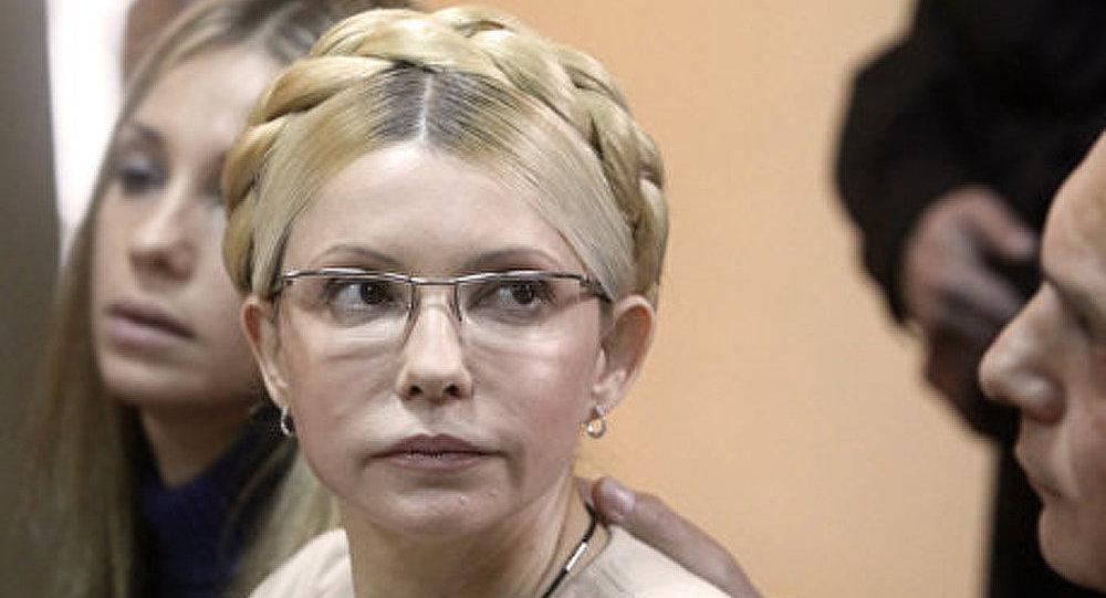 Ioulia timochenko accus e de haute trahison sputnik france for Haute trahison