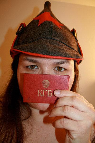 Le service de sécurité russe, le KGB reste toujours dans les esprits des étrangers malgré la chute de l'URSS.