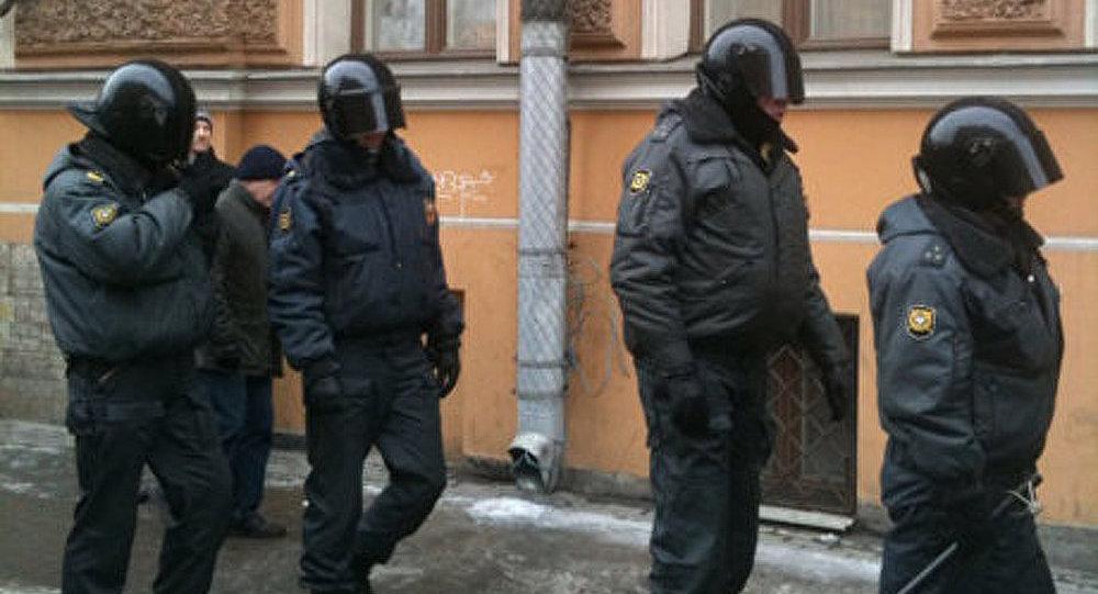 La manifestation de l'opposition à Moscou : trois personnes arrêtées