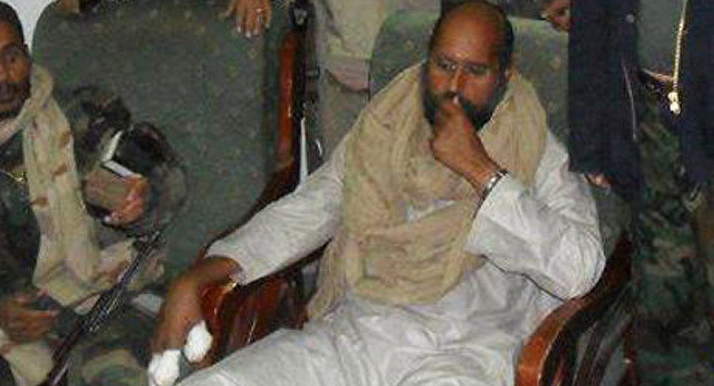 Les rebelles veulent juger le fils de Kadhafi eux-mêmes