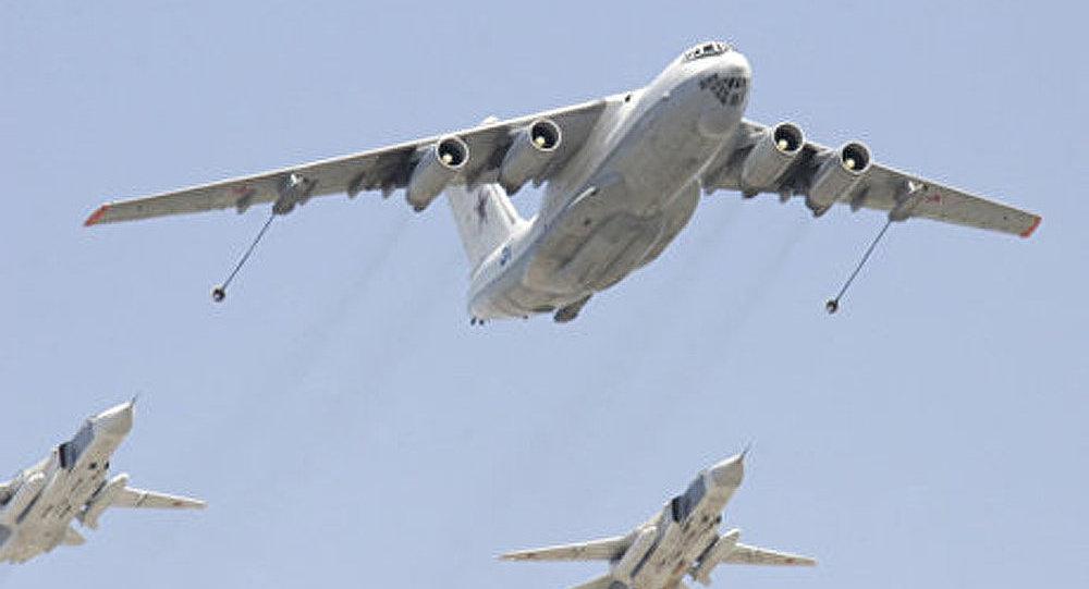 L'aviation militaire russe cherche une issue au problème du transport