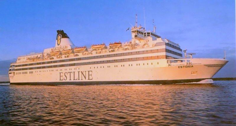 27 Septembre 1994, le ferry Estonia avec 989 personnes à bord a fait naufrage en mer Baltique. A cause d'une tempête qui empêchait les opérations de sauvetage, seules 137 ont été secourues.
