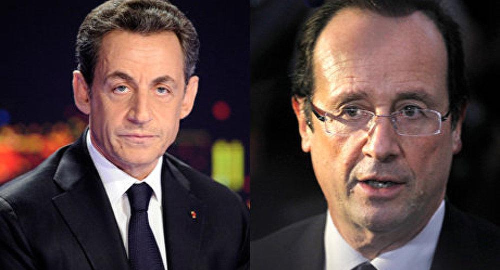 François Hollande en tête d'après les intentions de vote