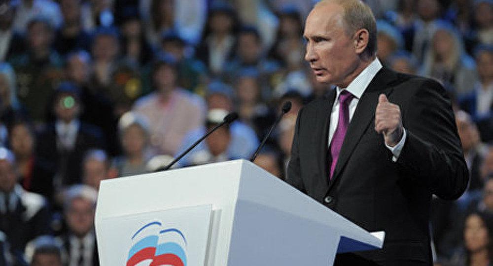 Le congrès de « Russie unie » est fixé pour le 26 mai