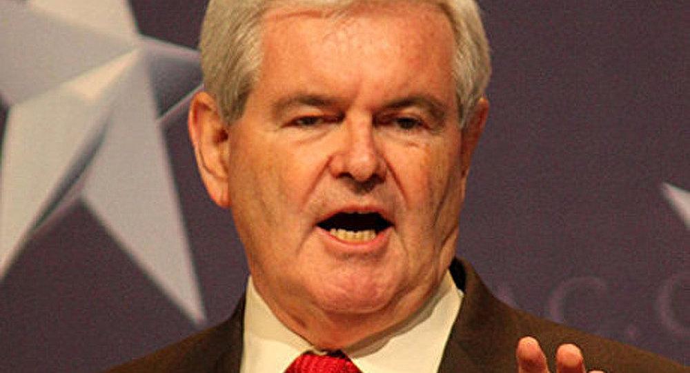 Newt Gingrich sort de la compétition pour la Maison Blanche