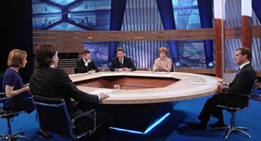 Dmitri Medvedev se prononce contre la censure
