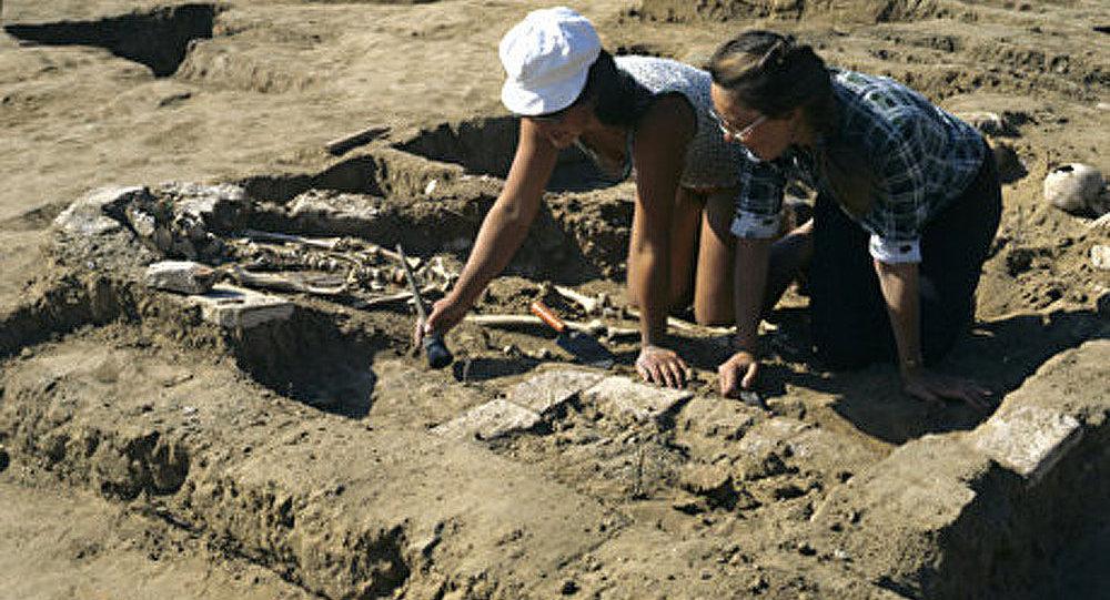 Des restes d'une créature mystérieuse ont été retrouvés en Amérique