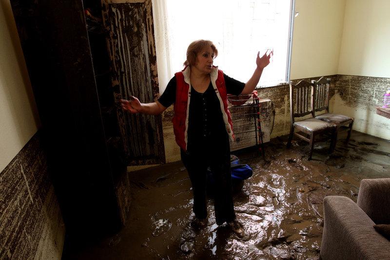 Géorgie : les inondations à Tbilissi ont fait 5 morts