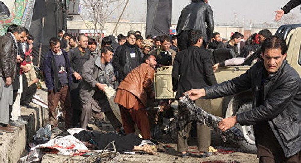 Explosion dans un marché en Afghanistan : il y a des tués