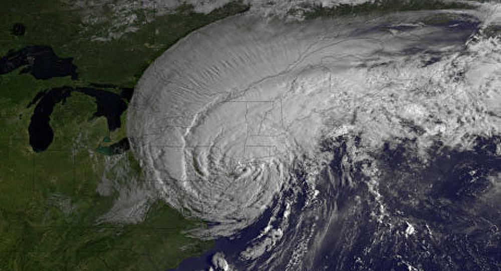 La tempête tropicale Béryl frappe la Floride