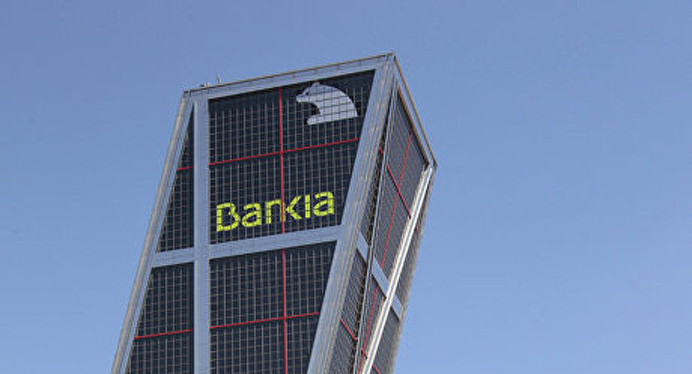 Les actions de Bankia chutent à la Bourse de Madrid