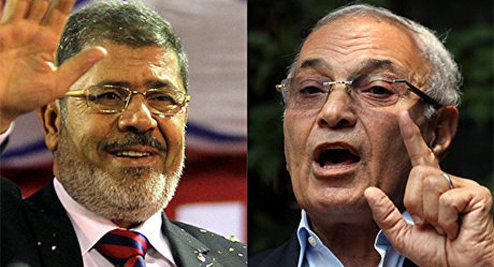 Egypte : un islamiste et un ancien premier ministre au second tour