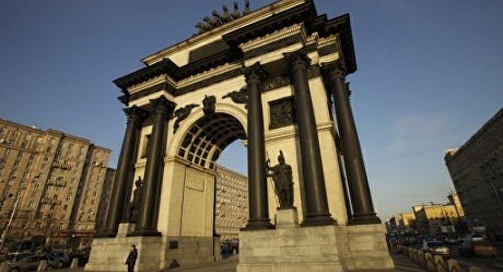 La deuxième naissance de l'Arc de Triomphe à Moscou