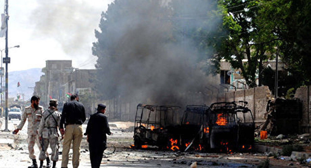 Attaque Terroriste: Une Nouvelle Attaque Terroriste Fait 18 Morts Au Pakistan
