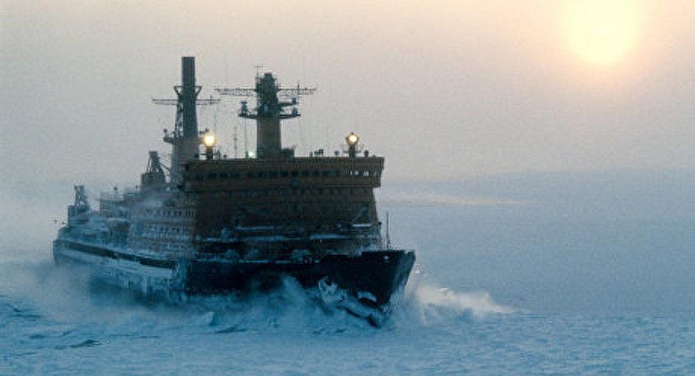 Un brise-glace novateur en construction à Kaliningrad