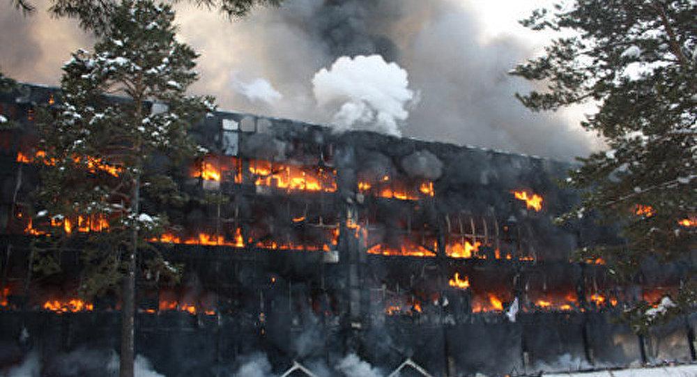 Les incendies gagnent de nouveaux territoires en Sibérie