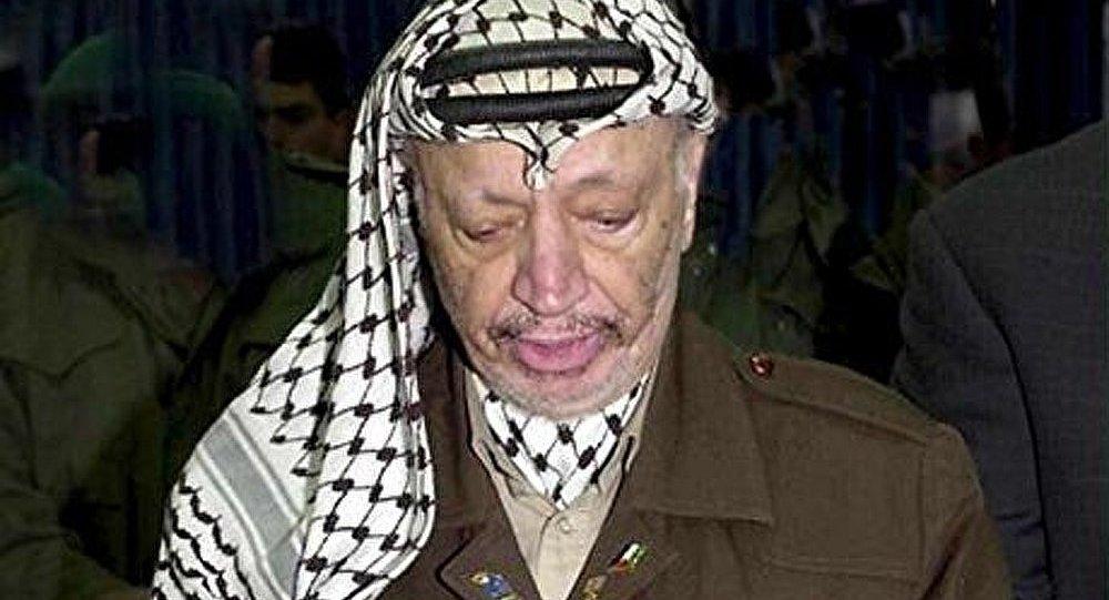 Le polonium aurait été déposé près du corps d'Arafat après sa mort