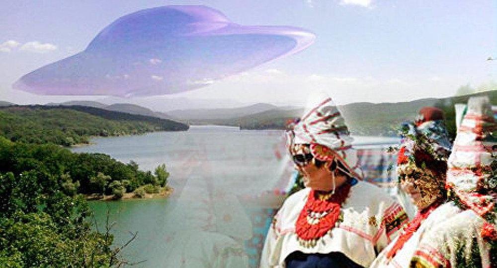 Tourisme mêlé à l'ufologie