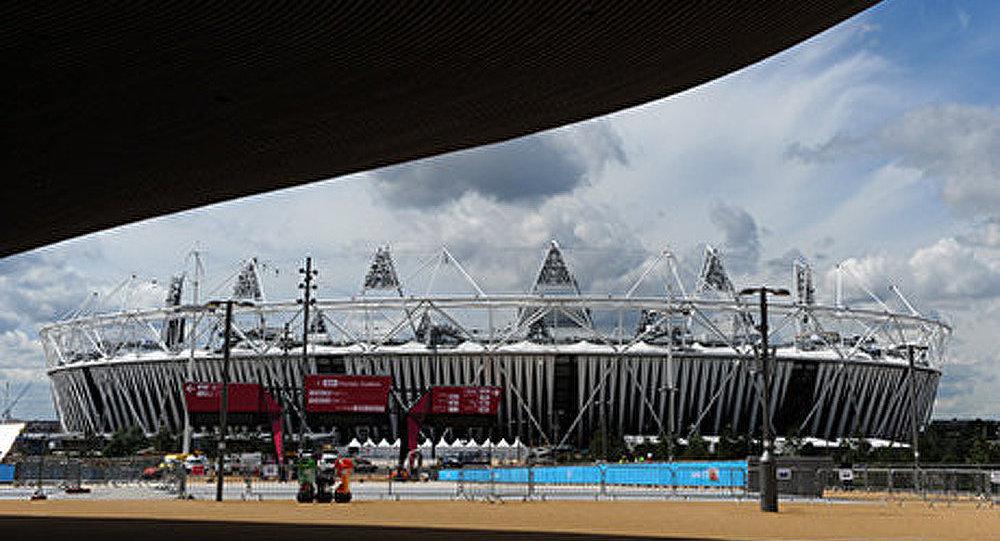 OVNI à l'ouverture des Jeux Olympiques ?