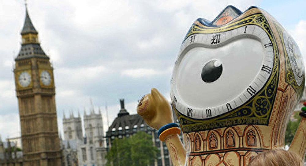 Big Ben annoncera le début de l'Olympiade
