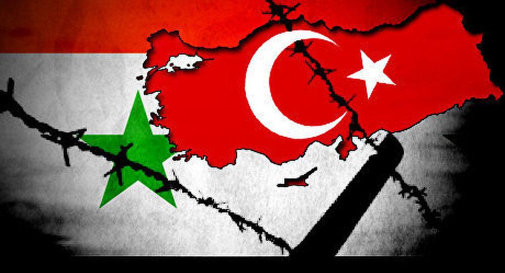 La Turquie est en guerre avec le peuple syrien
