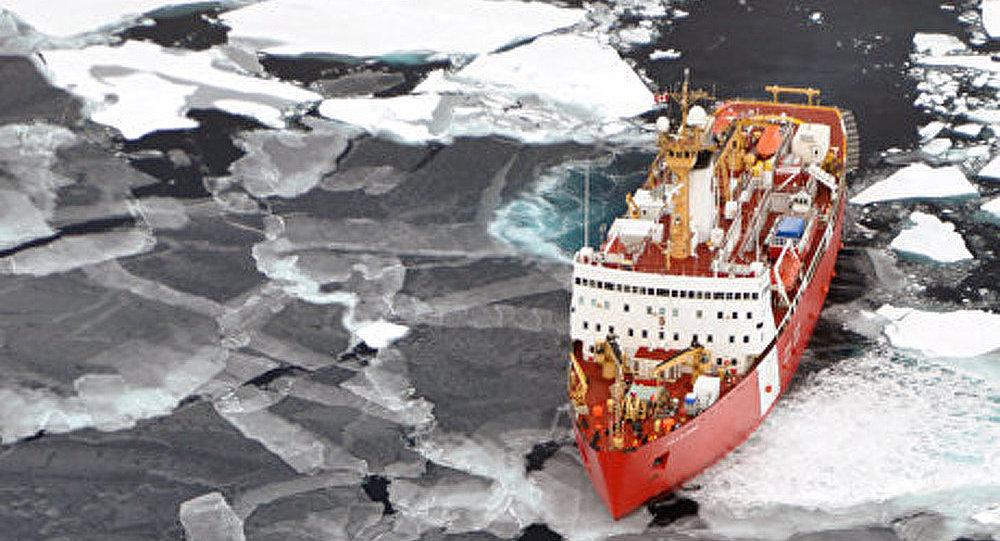 L'Arctique – le futur nœud de transport maritime important de la planète