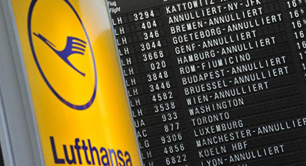 Allemagne : la grève de Lufthansa touche déjà trois villes