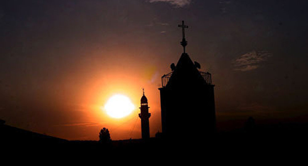 Une guerre de religion attisée par la laïcité occidentale