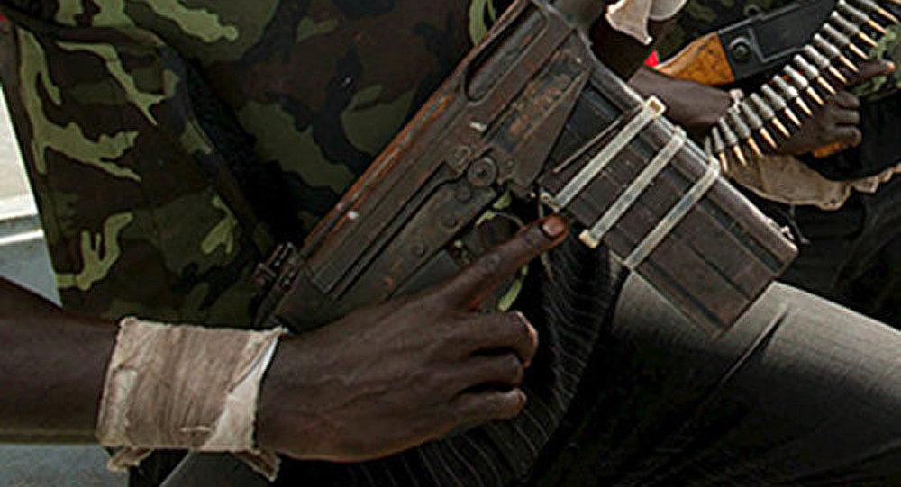 Sept marins enlevés au large du Nigeria