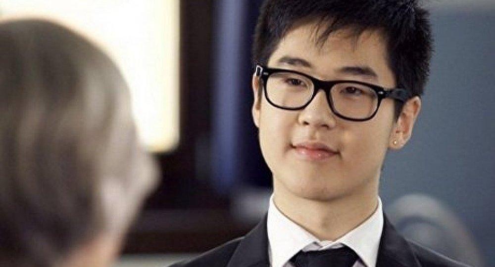 Le petit-fils de Kim Jong-il est apparu à la télévision avec le piercing à l'oreille