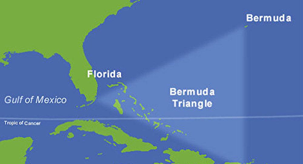 Une ville immergée découverte dans le Triangle des Bermudes