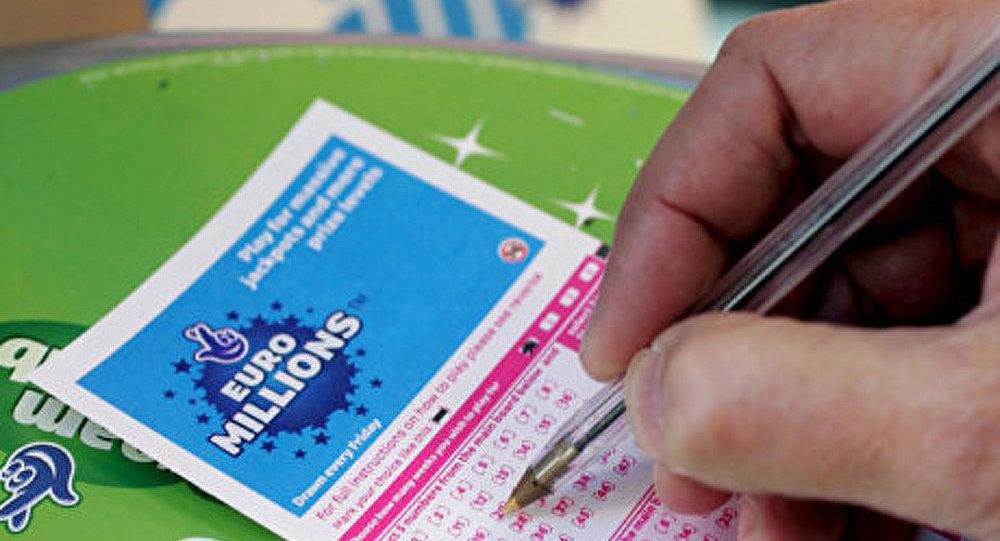 Un Français remporte 169 millions d'euros à la loterie