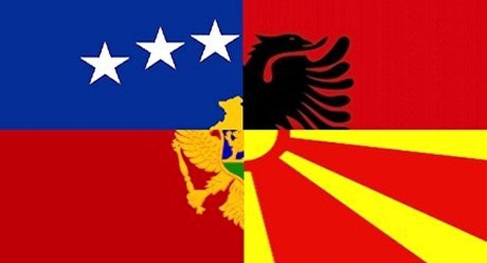 La grande Albanie : un projet américain contre le monde orthodoxe ?