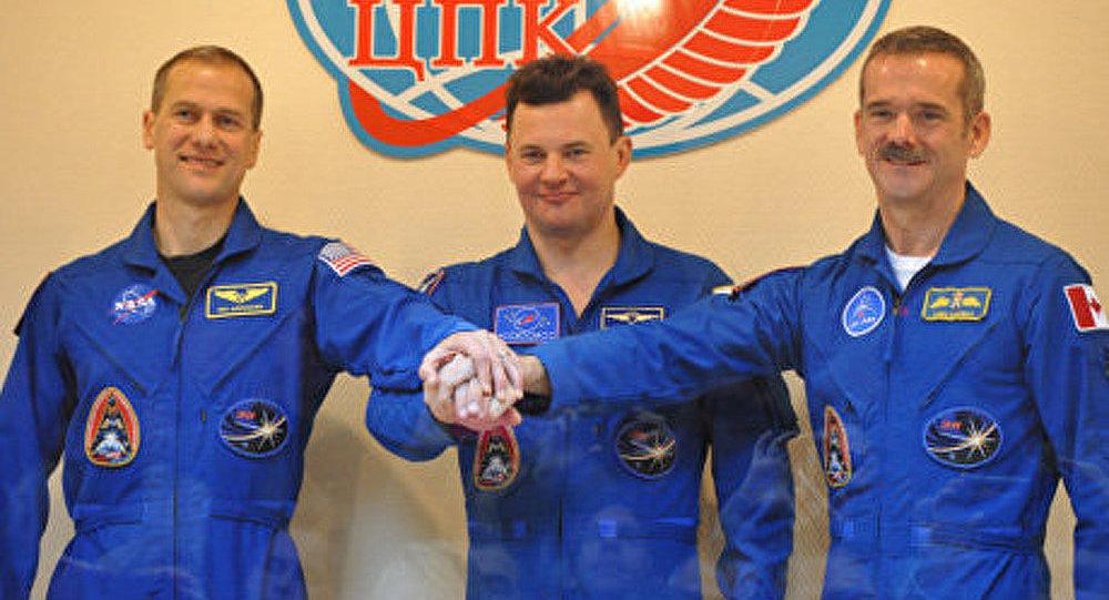 ISS : pas le temps de penser à « la fin du monde »