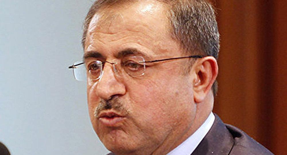 Le ministre syrien de l int rieur accus de g nocide for Ministre de l exterieur