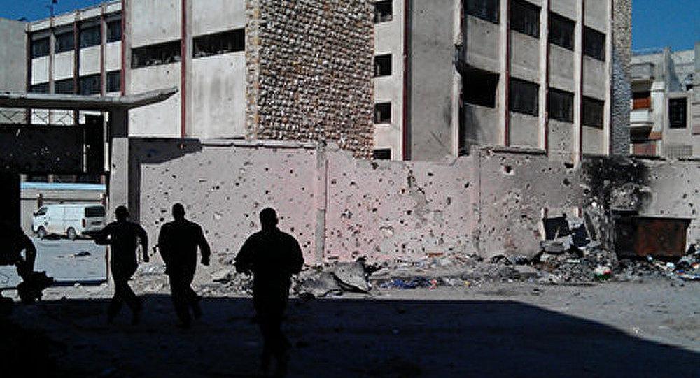 Syrie : les troupes d'al-Assad contrôlent Homs