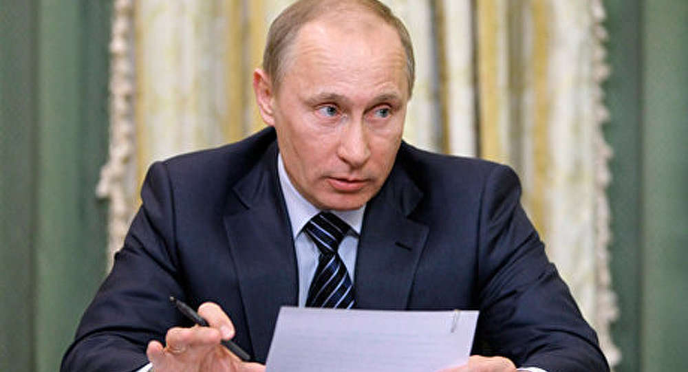 Poutine a approuvé le statut de la langue des signes