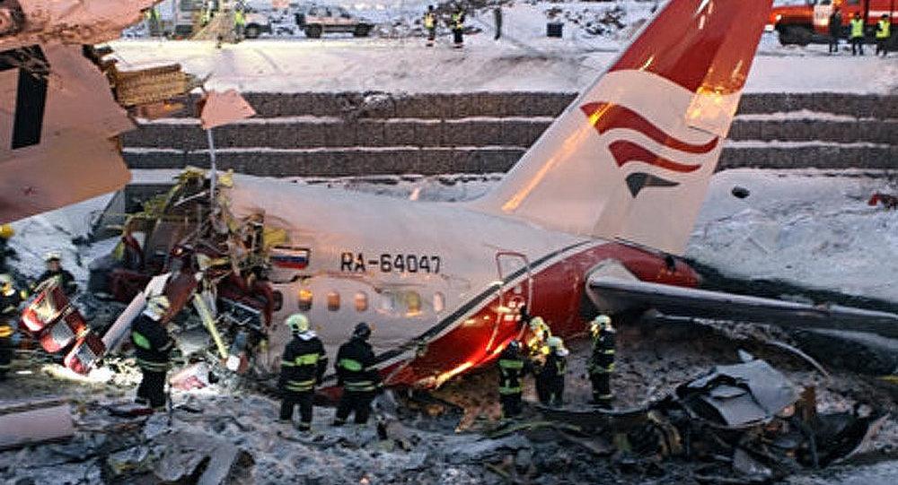 Une commission spéciale enquête sur le crash du Tu-204 à Vnoukovo