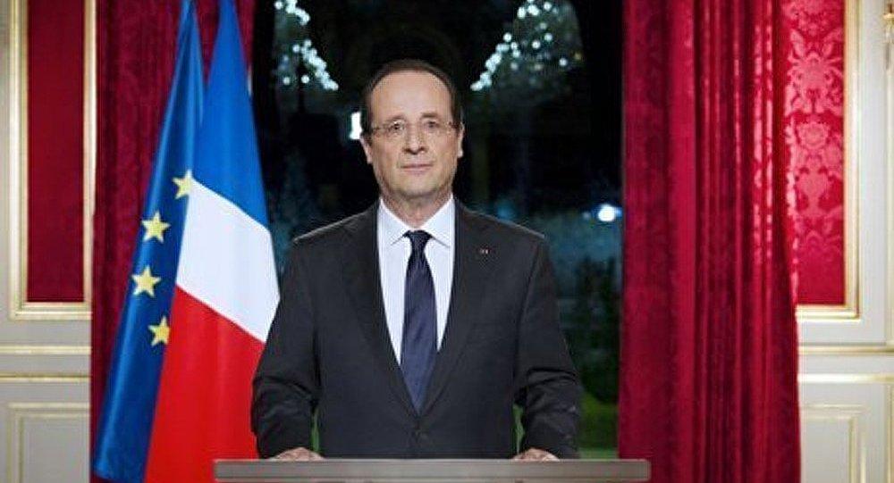François Hollande fixe « le cap sur l'emploi »