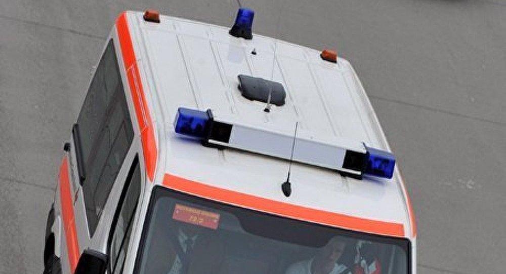 Allemagne : l'accident de route de 12 voitures