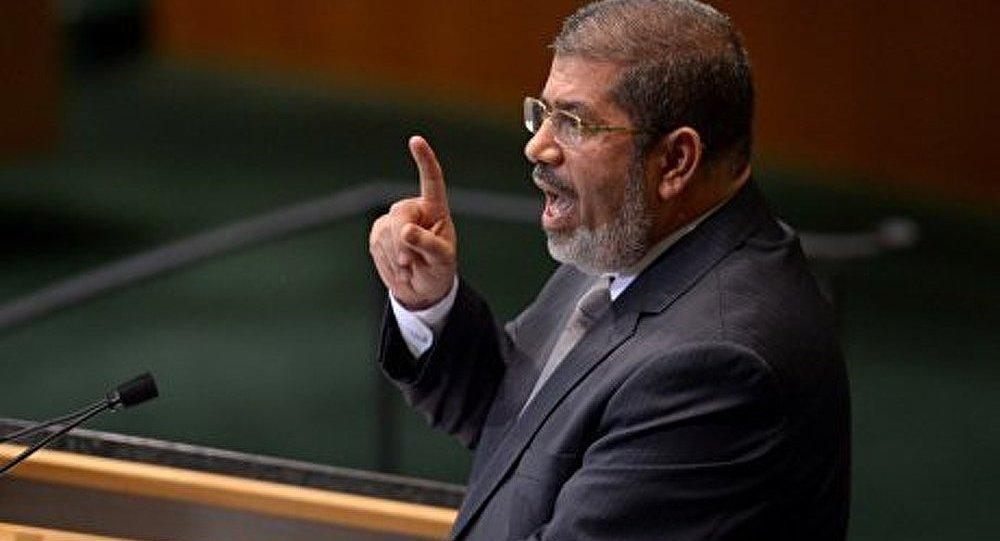 Une vidéo choquante du président égyptien est apparue sur Internet